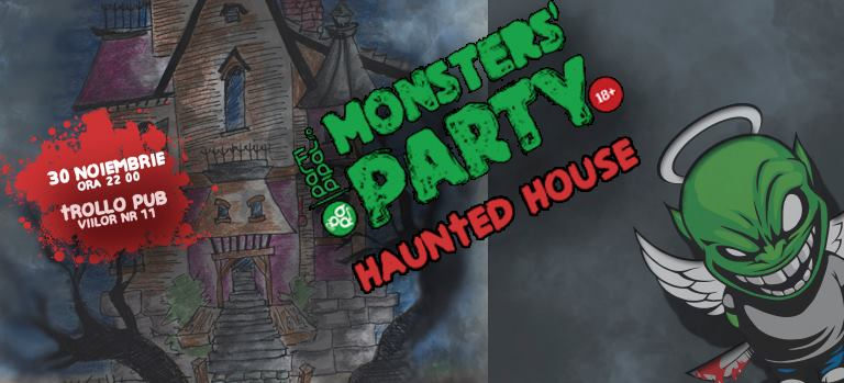 the-monster-party-bucuresti