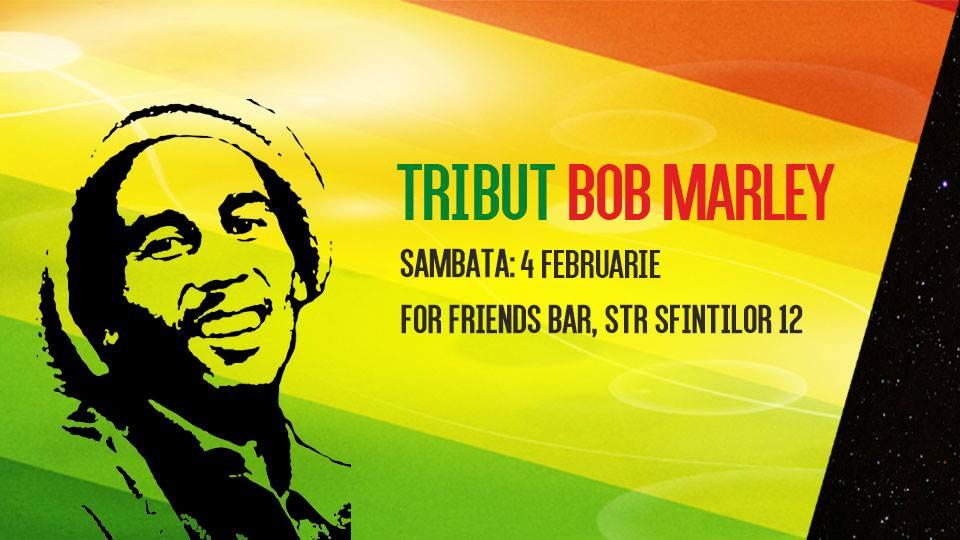 Tribut Bob Marley El Negro, Phlo, King Julien, Dippawizz
