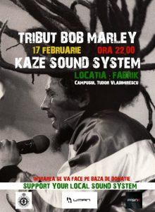 Tribut Bob Marley - Kaze Sound System