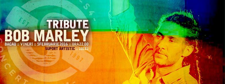 Tribute Bob Marley - EL Negro - Pub S - Bacau