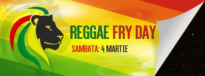 Reggae Fry-day and Phlo Da Shaolin, King Julien & DJ RootBwoy