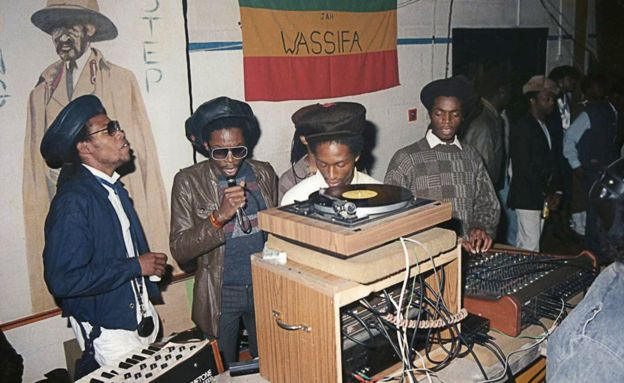 Birmingham's Wassifa Sound System