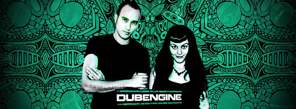 Moldavian Movement presents Dub Engine