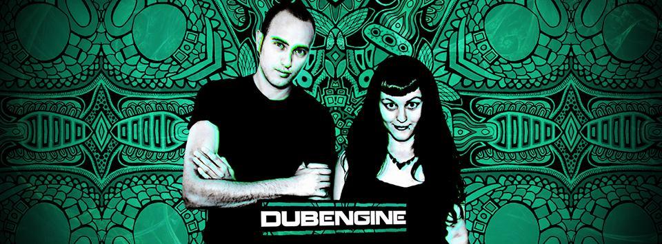 Moldavian Movement presents Dub Engine